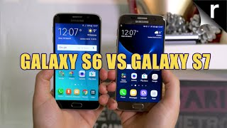 Samsung Galaxy S6 vs Galaxy S7: Why you shouldn't upgrade