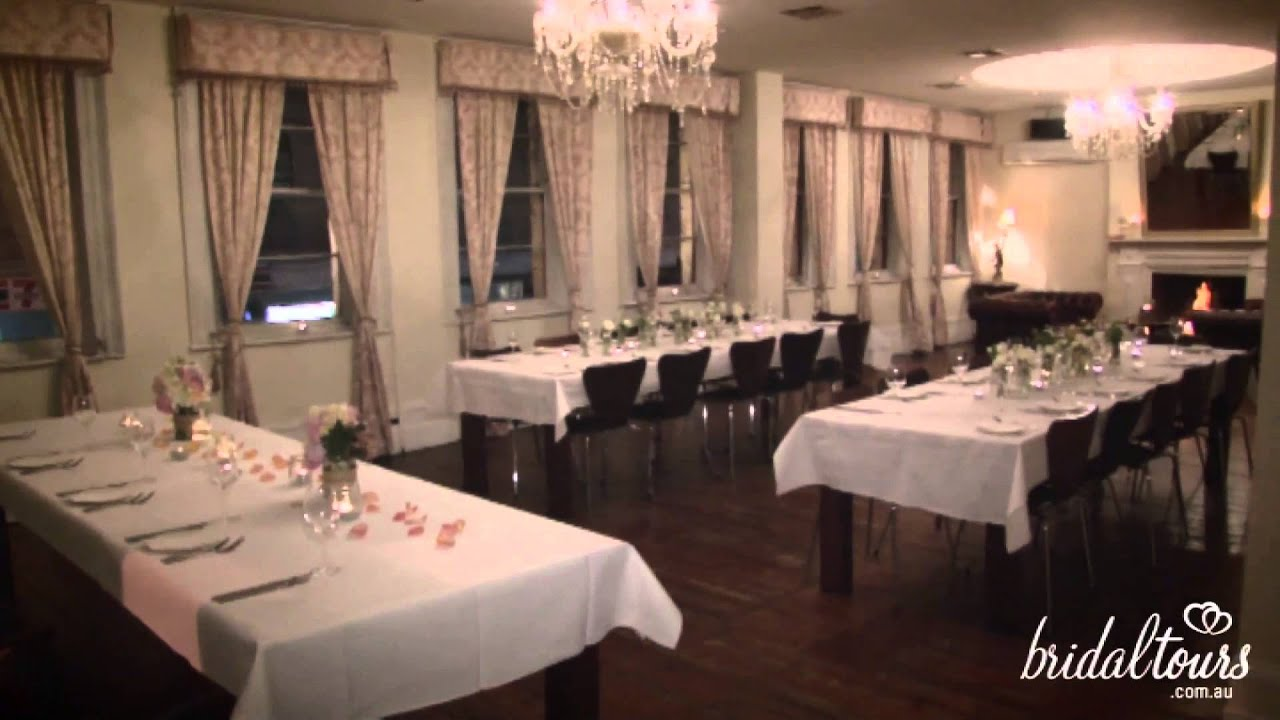 Video Tour Of The Provincial Hotel A Wedding Reception Venue In