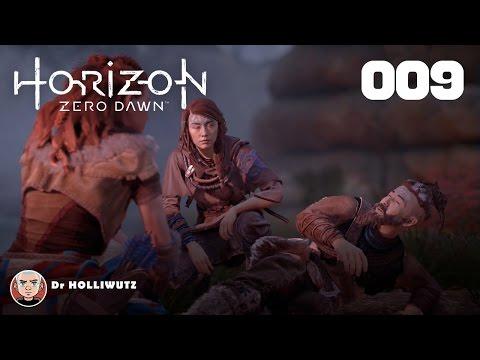 Horizon Zero Dawn #009 - Fußstapfen der Mutter & Kauzige Grata [PS4] Let's play Horizon Zero Dawn