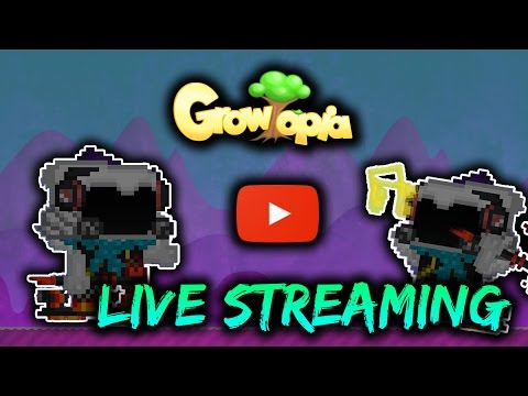 Growtopia Livestream | Searching For Rare World Name + Try To Beat Legendary Mountain !