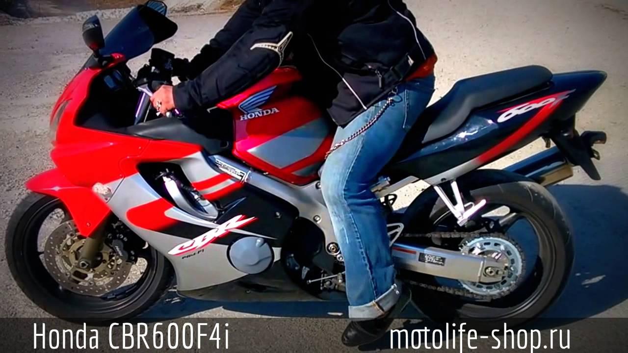 Honda Cbr600f4i 12022014 Youtube