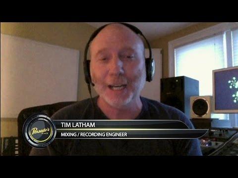 Mix Engineer Tim Latham (Black Eyed Peas, Kid Rock, Britney Spears) - Pensado's Place #251