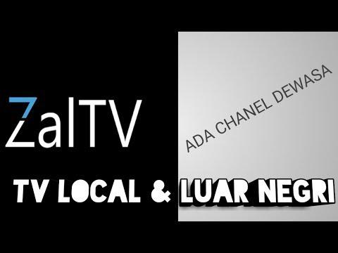 ZALTV CODE TV LOCAL & LUAR NEGRI CODE