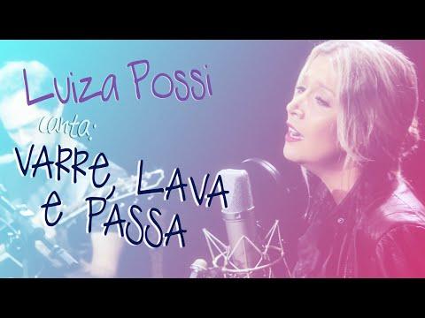 Luiza Possi - Varre Lava e Passa Nara Costta  Lab LP