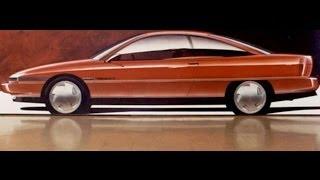 #317. Oldsmobile achieva 1991 (Prototype Car)