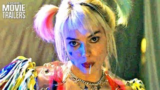 BIRDS OF PREY (DC MOVIE 2020) First Look Trailer | Margot Robbie Harley Quinn Movie