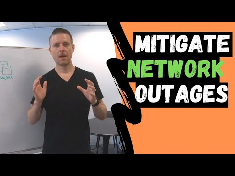 HOW TO PREVENT NETWORK OUTAGES!! How To Setup NETWORK HIGH AVAILABILITY & REDUNDANCY