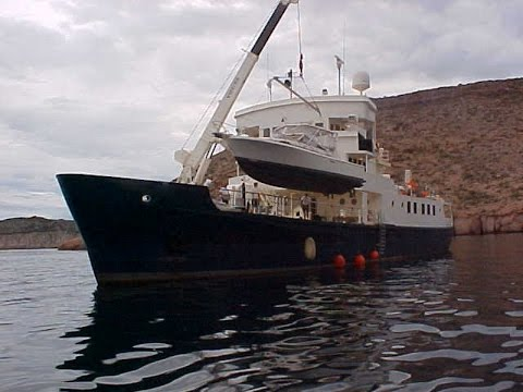 For Sale: 170' Coversion Expedition Vessel