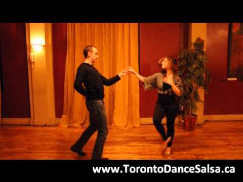 Toronto Dance Salsa Intermediate Salsa Combination #1