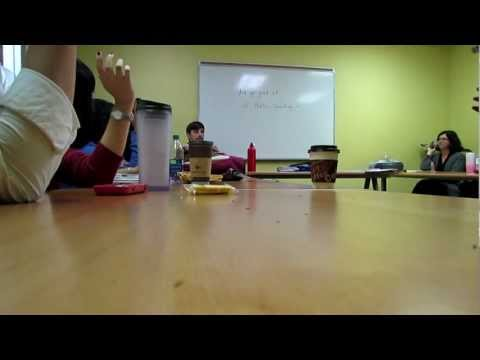 10min. class with Fiori - Advanced Conversation - English School of Canada