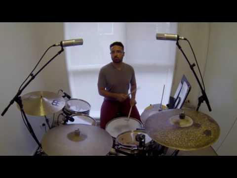 Rosanna Drum Cover