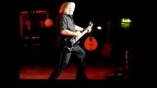 Bill Bailey live 2015 limboland - how to play Death Metal/ Rock Out/Hendrix