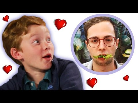 Thumbnail: Kids Make Dating Profiles For Adults