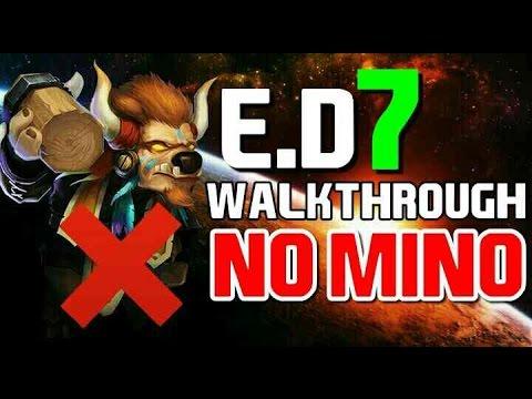 #135 Expert Dungeon 7-8 Victory - Walkthrough (No Mino)