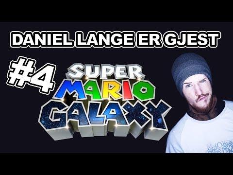 Super Mario Galaxy || MED DANIEL LANGE, #4