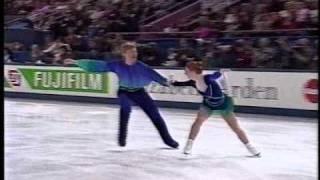 Meno & Sand (USA) - 1996 World Figure Skating Championships, Pairs