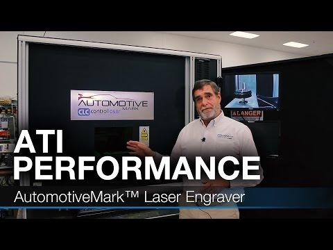 AutomotiveMark™ Laser Engravers and Marking Machines for Auto Parts