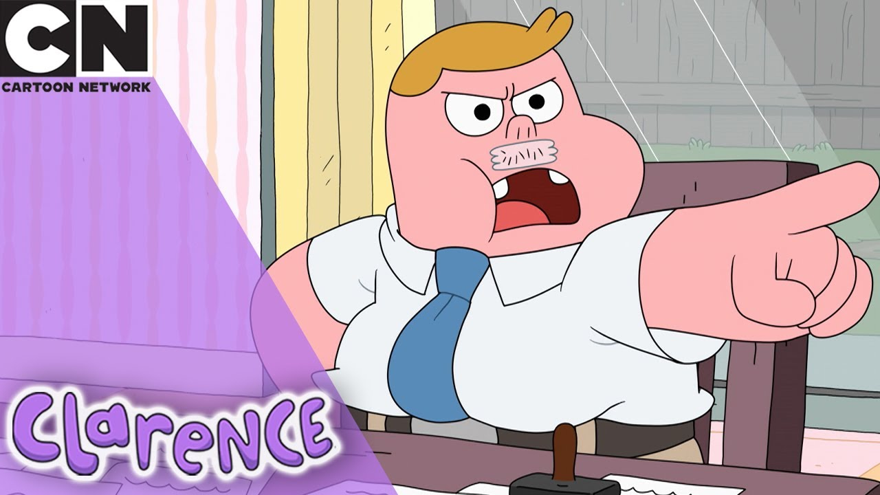 Download Clarence | Clarence Is A Grown Up! | Cartoon Network UK 🇬🇧