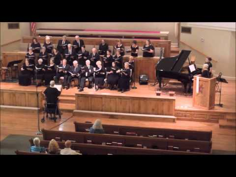 Cavanal Chorale : And God Gave Music 5/1/2016