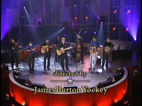 Ricky Skaggs & Kentucky Thunder - Shady Grove LIVE