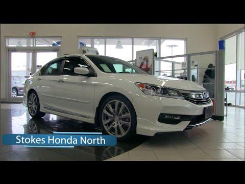 2016 Honda Accord Sport   Showroom Walkaround @ Stokes Honda North    Charleston, SC