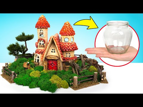 How To Build A Magical Hotel For Fairies