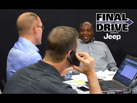Ravens Setting Draft Board In Intense Meetings | Final Drive | Baltimore Ravens