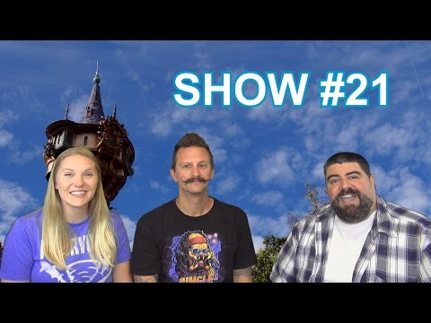 BIG FAT PANDA SHOW #21 with Guests The Tim Tracker & The Jenn Tracker - Mar 30, 2015