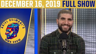Leon Edwards, Stephen Thompson, Megan Anderson | Ariel Helwani's MMA Show (Dec. 16, 2019) | ESP