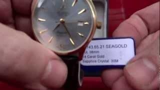 ATLANTIC AUTOMATIC DIN AUR 14K CLASA LUX LIMITED SERIES FOR SALE ( 1877 euro - 8500 ron).MP4 thumbnail