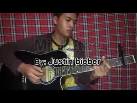 Mistletoe - Justin Bieber - Fingerstyle Cover - Rex Dela Cruz