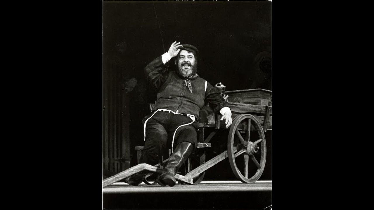 Fiddler On The Roof Prologue Tradition 1964 Youtube
