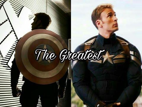 Captain America // The Greatest