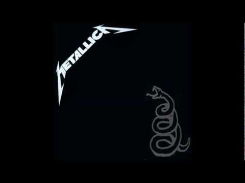 Metallica- Black album (Full album)