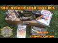 SHTF Mystery Gear ELITE Box - June 2018 Unboxing & Review