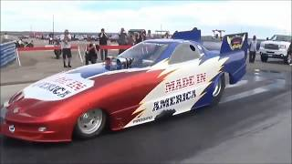August 18th - Rocky Mountain Superchargers present Funny Car Rampage