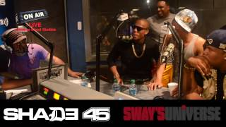 Hustle Gang Speaks on Epic Deal, Reality Shows & Honesty on Sway in the Morning