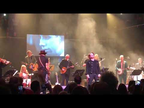 Bono and Johnny Depp live -  A Rainy Night in SoHo - Shane MacGowan's 60th Birthday Party