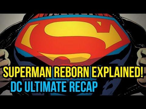 Aqualad is Here! Superman Reborn Explained?! Rob