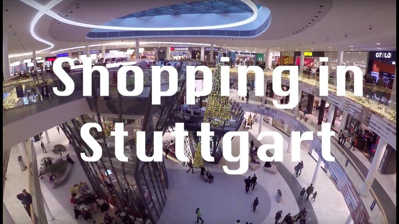 shopping in stuttgart youtube. Black Bedroom Furniture Sets. Home Design Ideas