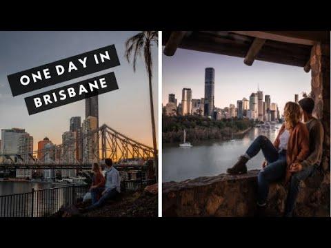 24 HOURS IN BRISBANE | Winter Weekend Break from Melbourne