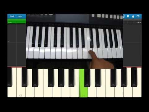 baarish (yaarian) piano tutorial with midi file