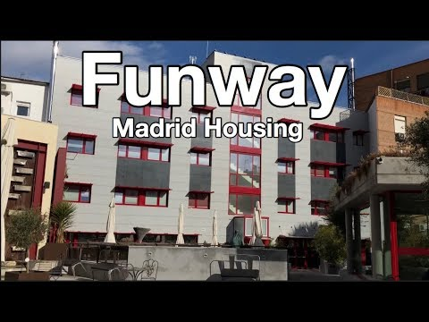 Funway Academic Resort - Madrid Study Abroad Housing