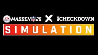 Madden 2020 Season Simulation Preview & Predictions!