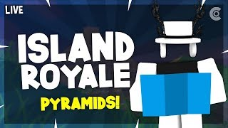 🔴 ISLAND ROYALE - France Pyramides! - FFA! - ET PLUS ENCORE 🔴 ROBLOX LIVESTREAM