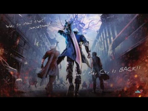 Devil May Cry  Demo (S rank no damage)