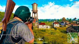 TOP 10 IN SQUADS?! - PLAYER UNKNOWN BATTLEGROUNDS