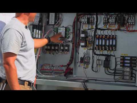 AAON RN SERIES RTU OVERVIEW - ADF - YouTube Aaon Rn Series Wiring Diagram on