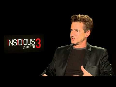 Insidious 3 -  Dermot Mulroney Interview