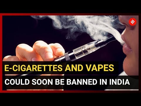 E-cigarettes: Here is the legal stand other countries have taken on